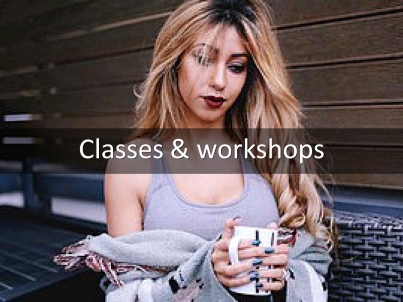 Dating classes for women