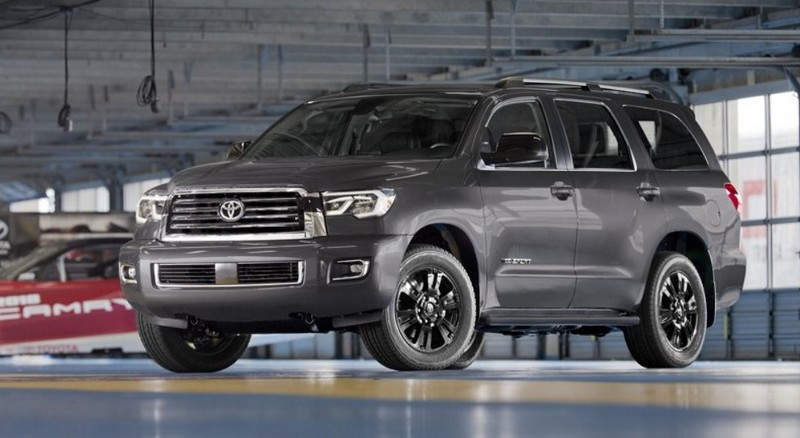 2018 Toyota Sequoia — Stylish and Reliable for a Great Price!