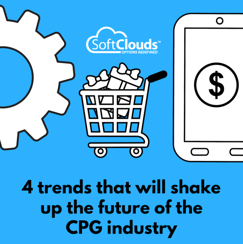 4 trends that will shake up the future of the CPG industry