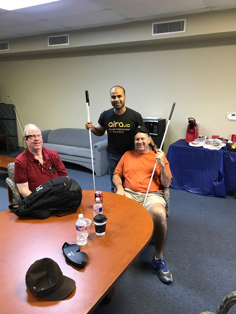What White Cane Training Taught Me At Louisiana Center For