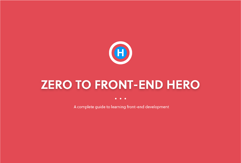 From Zero to Front-end Hero (Part 2)