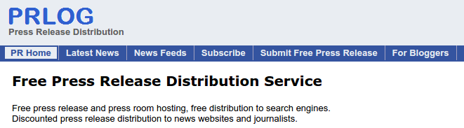 20+ Free Press Release Distribution Sites by Rank: Coronavirus disease (COVID-19) included