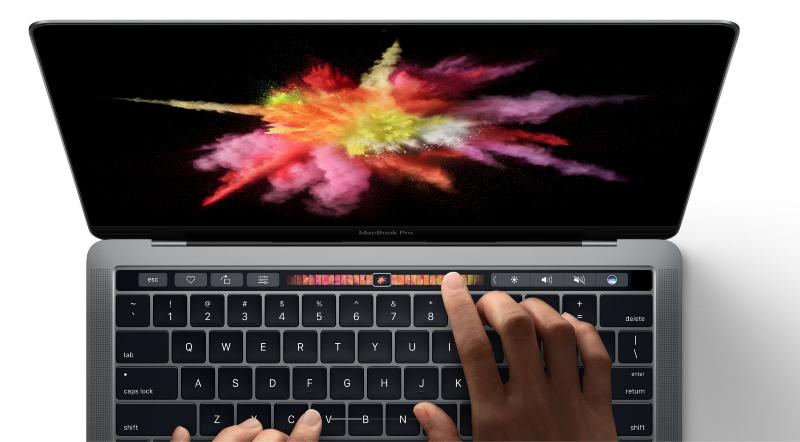 Apps That Make Complete Use of the MacBook Pro Touch Bar