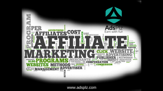 Earn money online with Affiliate Marketing