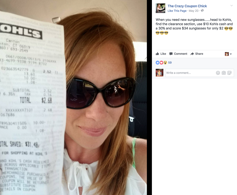 Top 10 Extreme Couponing Groups Pages On Facebook