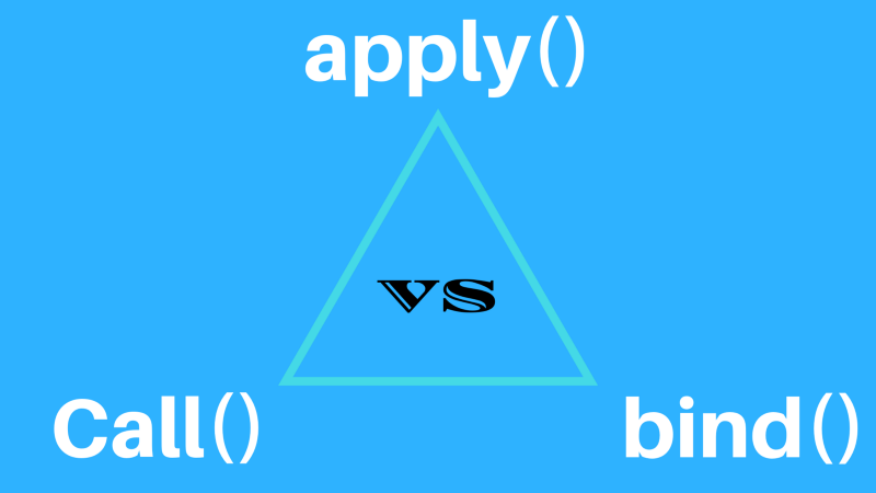 The difference between JavaScript's call, apply, and bind methods