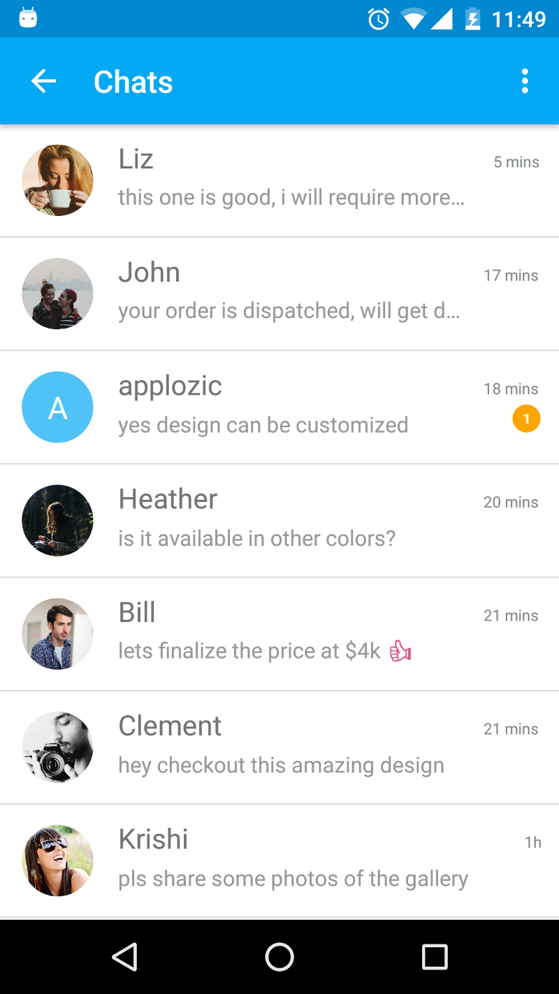 Bring communication to apps with MQTT based Applozic Chat
