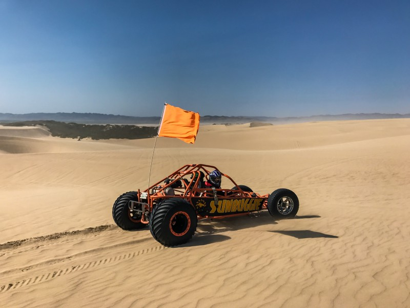 Pismo Beach Sand Dunes Dis Dj Medium