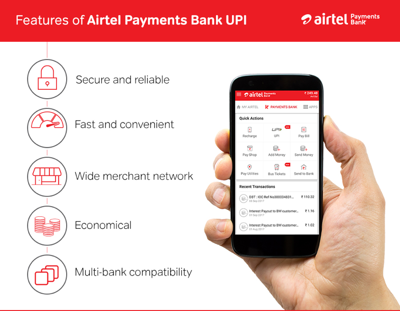 Airtel payment bank offer