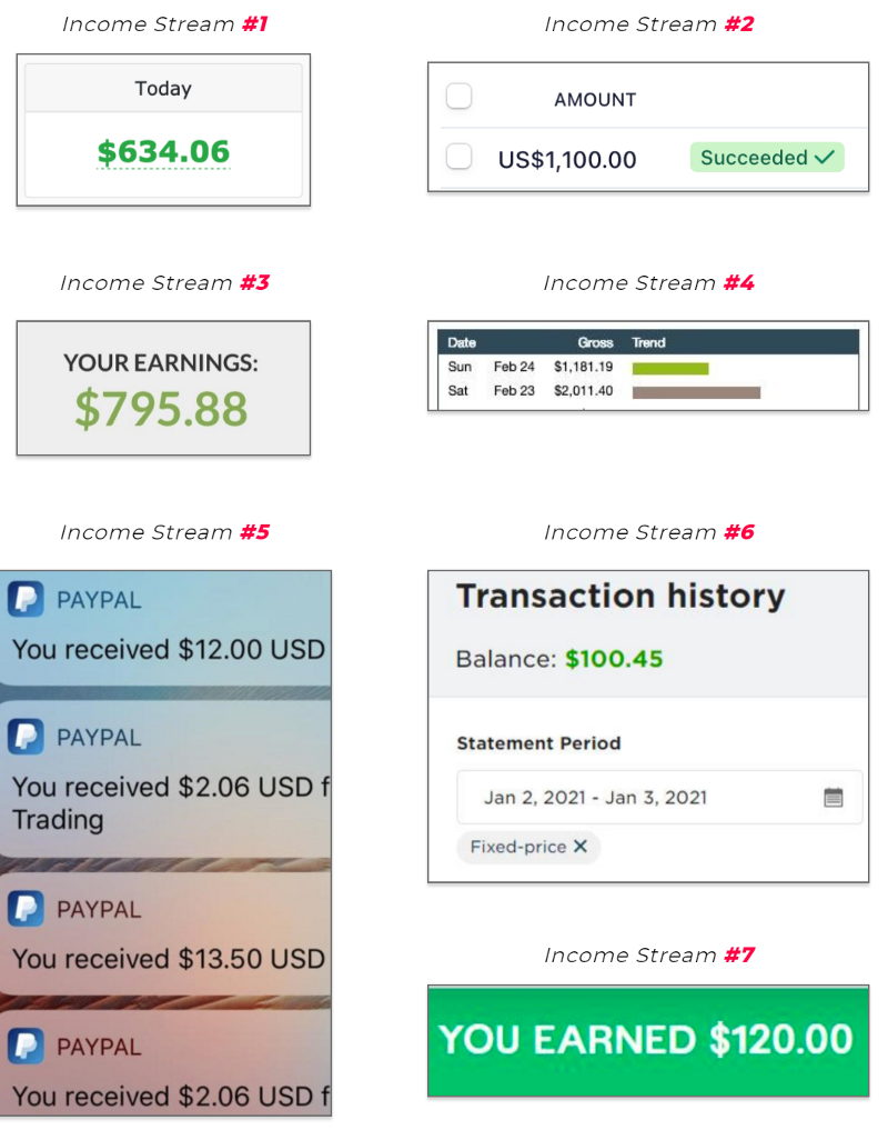 Hive Software earn like this