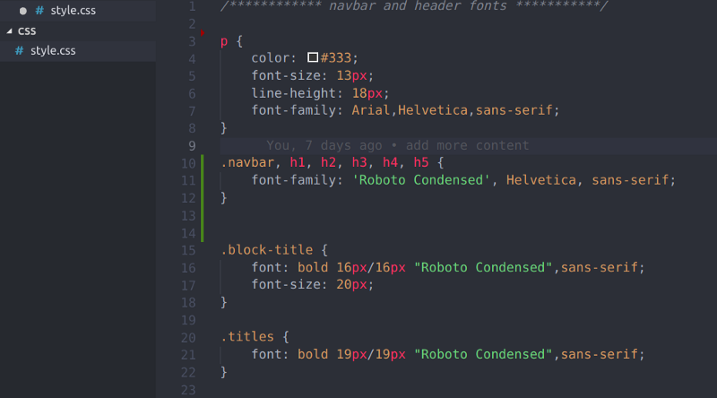 "Why you should stop writing CSS in ""CSS"""