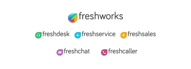 Freshworks Brand(House Of Brands Architecture)