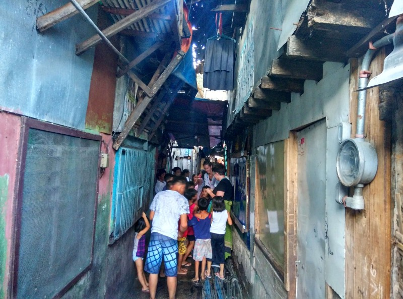 Make a Difference in the Community: Gothong Outreach 1