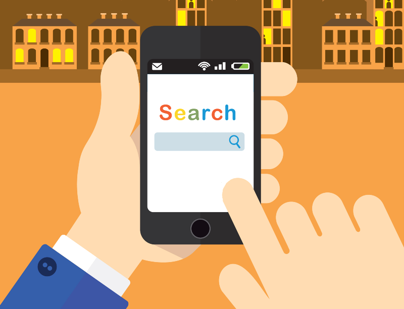 mobile ux design user friendly search ux planet