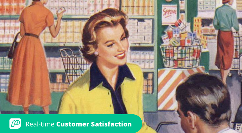How Retail Customer Experience Mapping was Like in the '60s