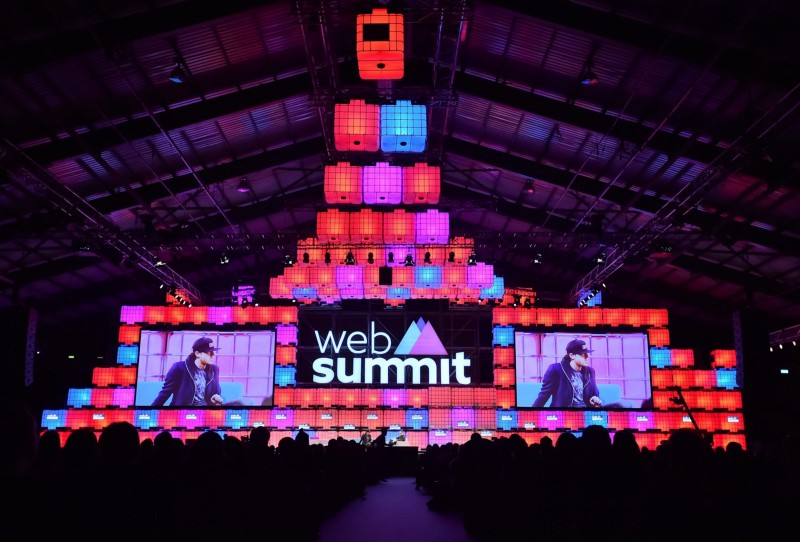 Lisbon hosts web summit since 2016