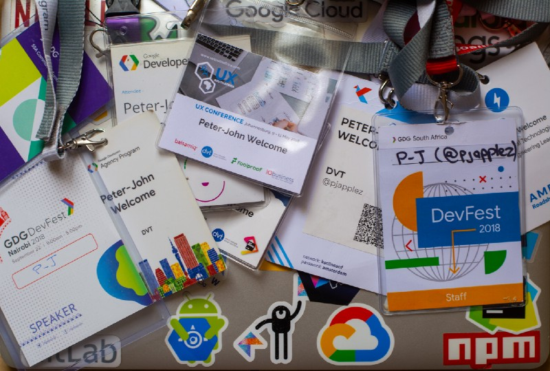 Why conferences and meet-ups are important for developers
