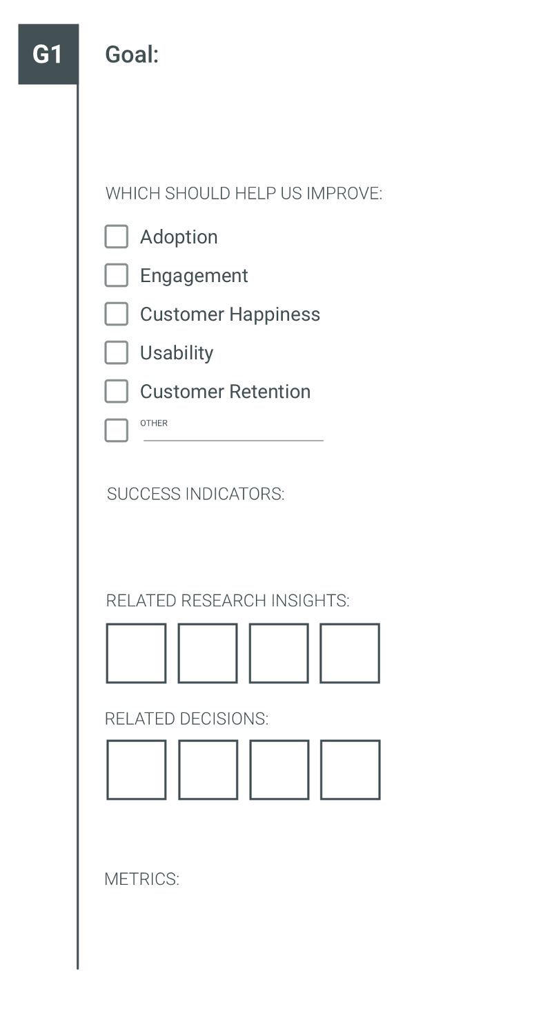 Free Product Strategy Template – theuxblog.com