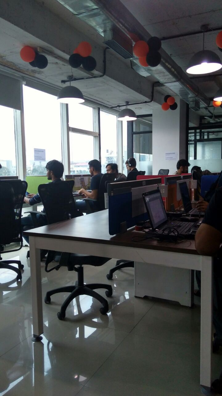 Hackathon Report: What can you code in 30 hours? Quite a lot!