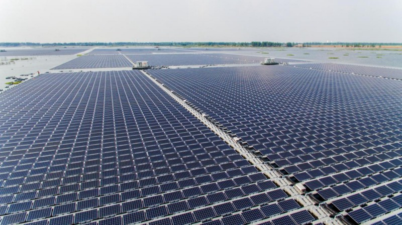 Potential Of Floating Solar Pv Technology New York