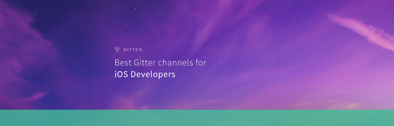 Best Gitter channels for: iOS Developers