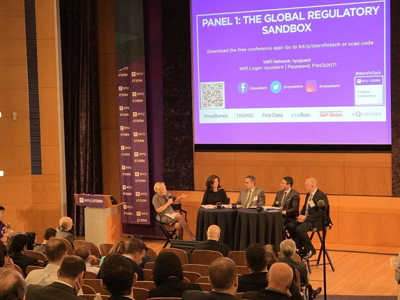Our top takeaways from nyu sterns fintech conference 2017 wharton fintech club attended the 2nd nyu stern fintech conference on friday 3 november 2017 on the theme of the transformative potential and regulatory reheart Images