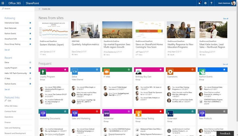 Navigating the 'Tier'-rain — The Office 365 Suite Bar Is Your Navigation Strategy