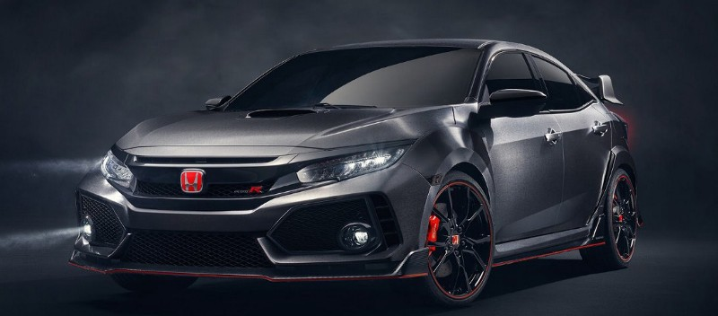 After Europe new 2018 Honda Civic Type R ready to conquer the US