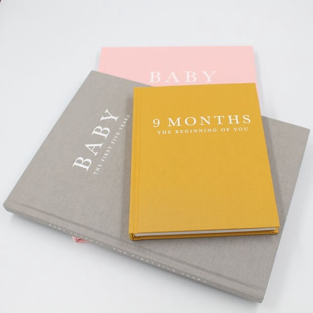 Baby books for a baby checklist