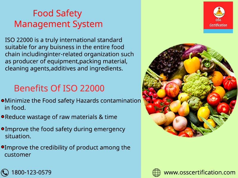 Importance Of Haccp Certification Training Oss Certification