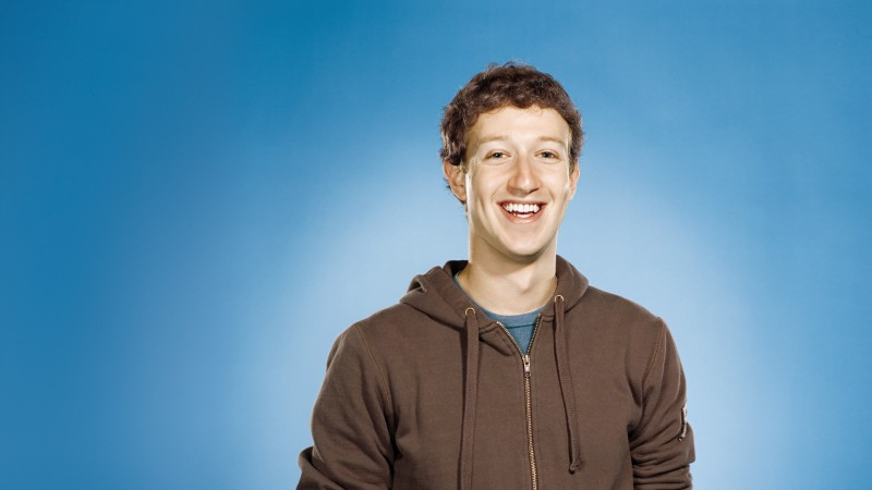 """Somewhere you can type a person's name and view a bunch of info"" - Zuck, early FB 'pitch'."