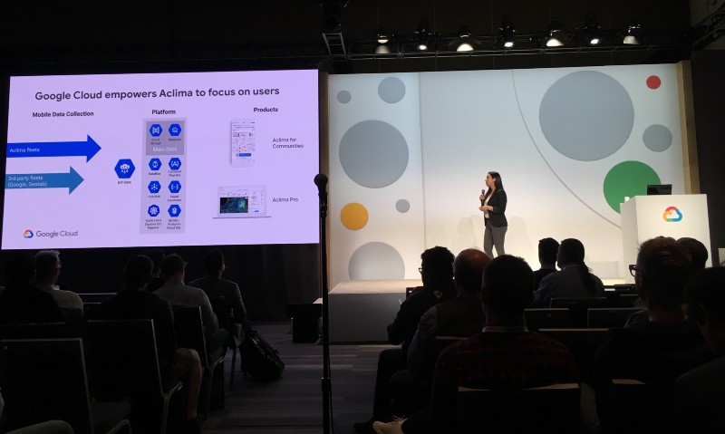 Aclima CEO_Davida Herzl_Presentation _Google Cloud Next