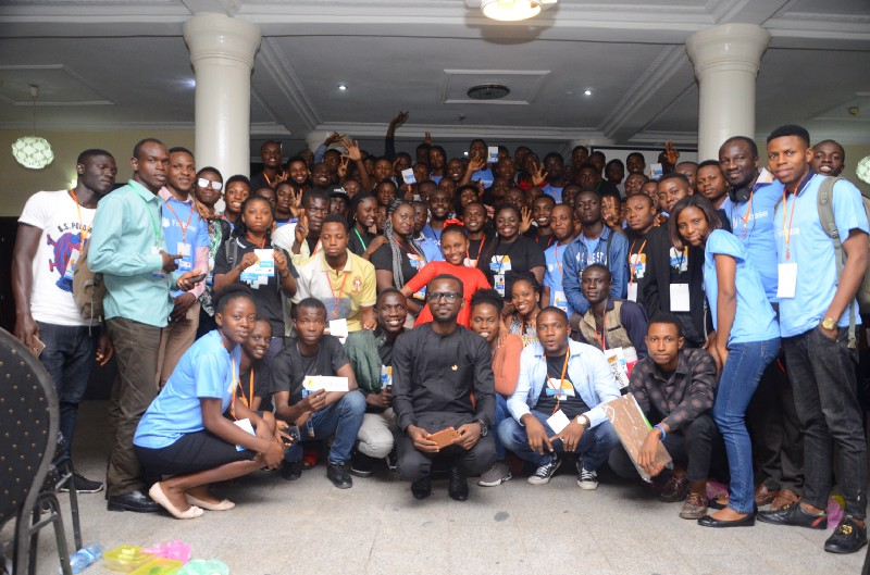 What happened when 170+ software developers attended the largest DevFest in Warri, Nigeria