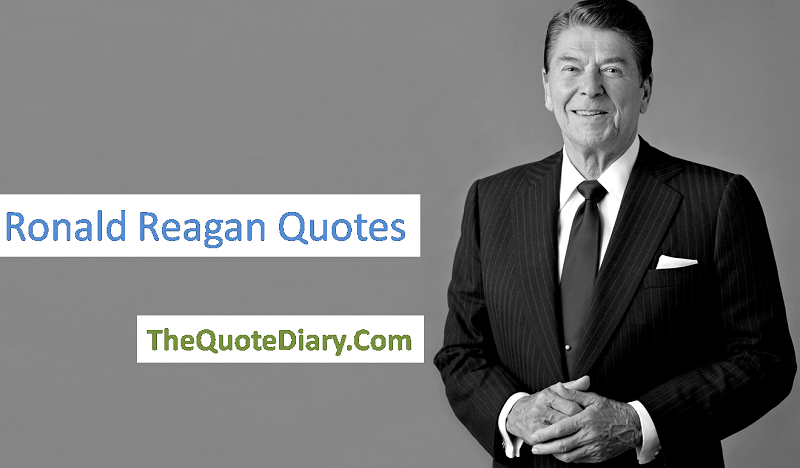 Ronald Reagan Quotes Awesome Ronald Reagan Quotes The Quote Diary Medium