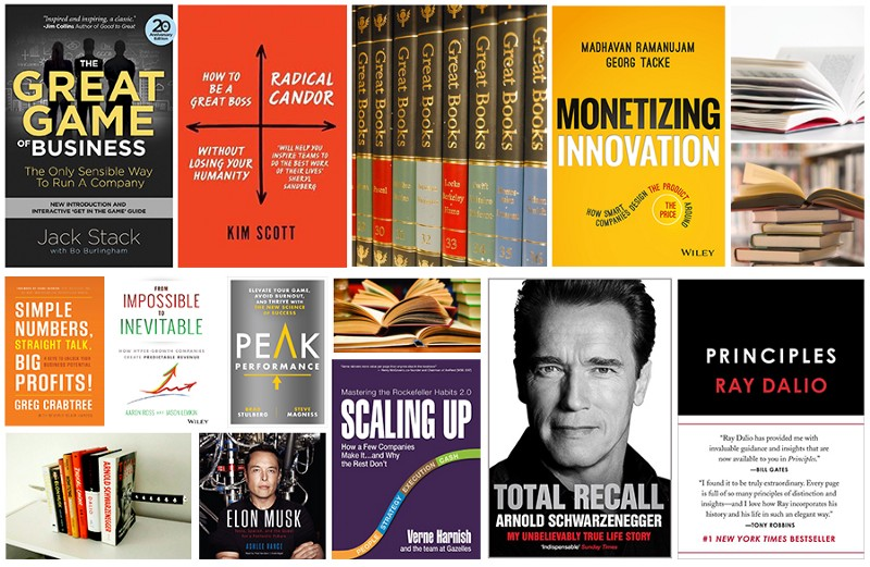 TOP 10 Business Books of 2017