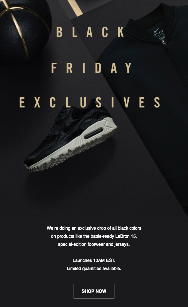 34968d2d6d1 The largest trend we saw this year was a black background of some sort  during Black Friday (but strange that we didn t see any cyber-styled  backgrounds on ...