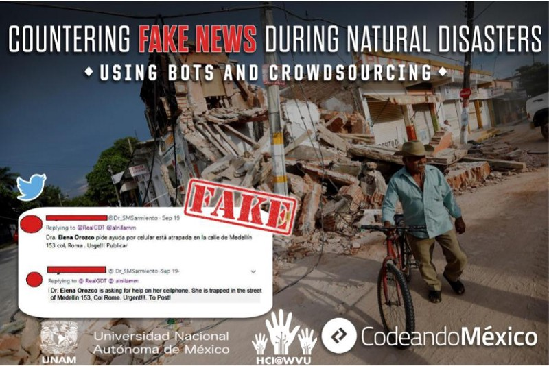 Countering Fake news During natural disasters