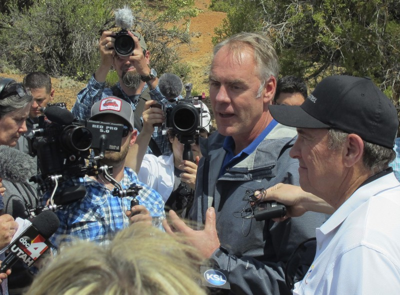 Secretary Of The Interior Recommends Shrinking Bears Ears Monument