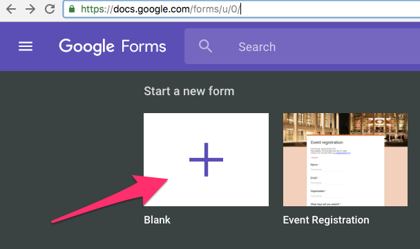 how to create a google group mailing list