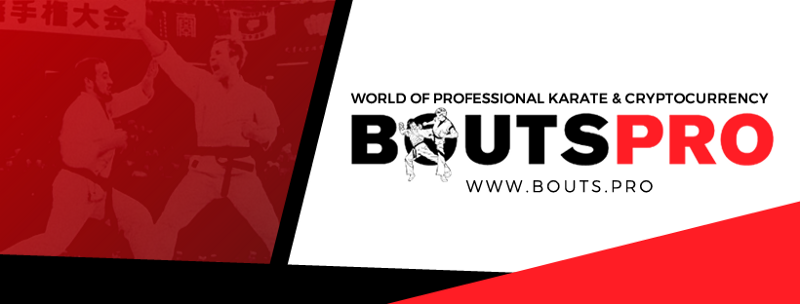 Boutspro ICO  Platform Blockchain For All Forms Of Karate
