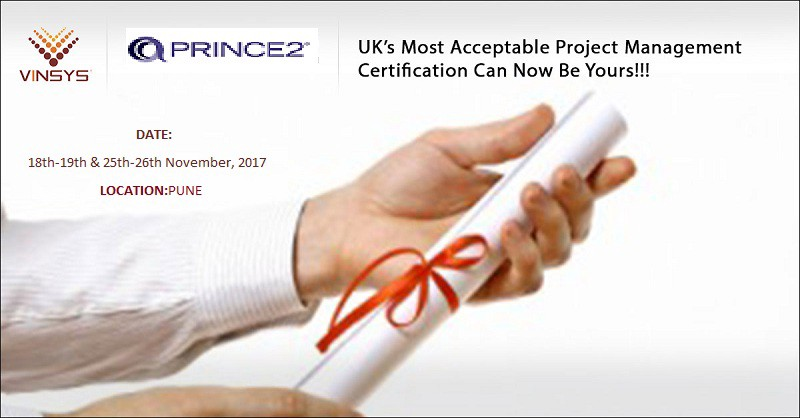 Prince2 Foundation Practitioner Certification In Pune