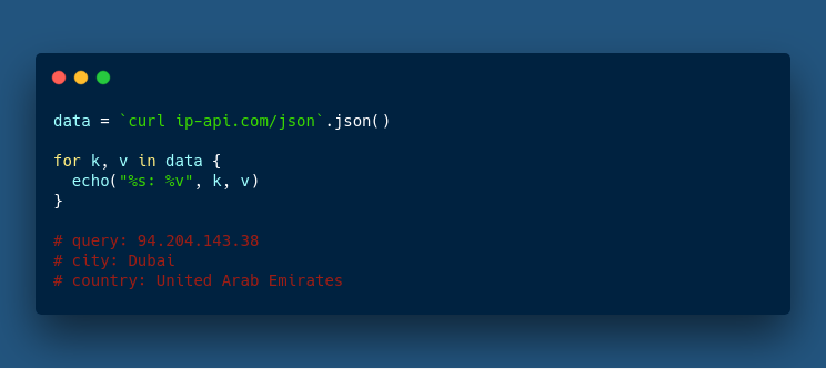 ABS 1.1.0: more Python and Bash for the most fun programming language out there