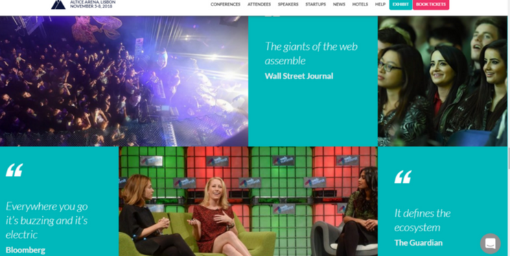 event website, 10 Event Website Examples You Must Check Out for Inspiration