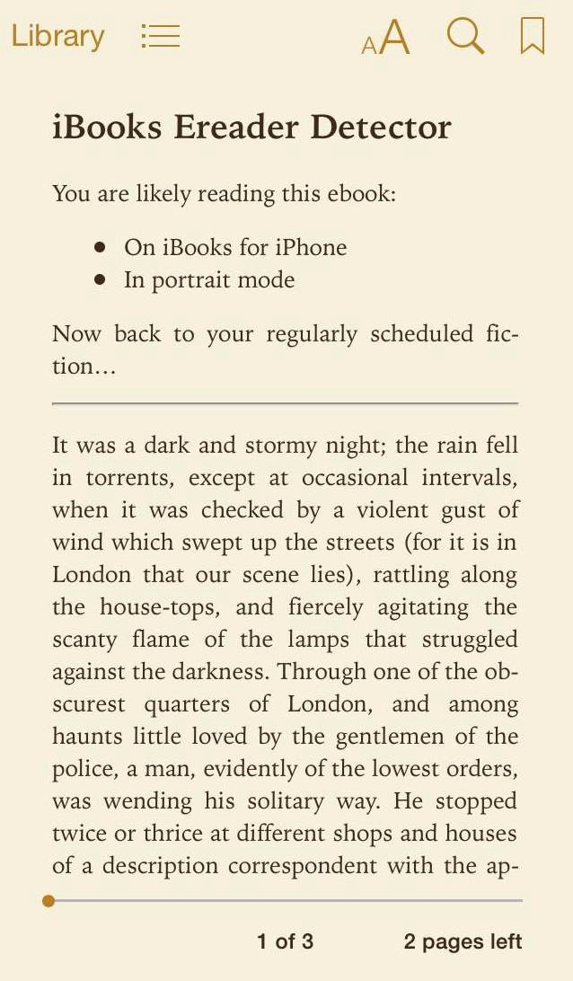 Responsive ebook design a primer sanders kleinfeld medium the following screenshots illustrate the resulting rendering in ibooks 4 on ipad 3 retina and iphone 5s in both portrait and landscape modes fandeluxe Choice Image