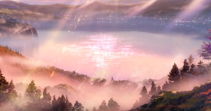 A sutileza eletrizante de Your Name – Update or Die!