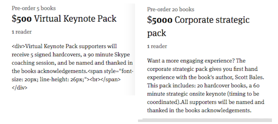 How to sell 250 copies of your book