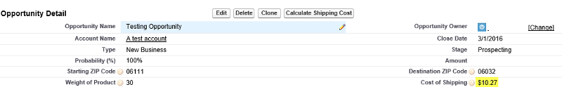 Integrating Complex Spreadsheet Calculations with SalesForce