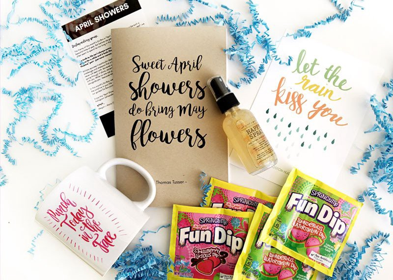 Heres what happened the week of april 17 2017 millie press april showers bring may flowers was the theme for the millie team this week we partnered with the six box to giveaway one of their april 2017 boxes mightylinksfo