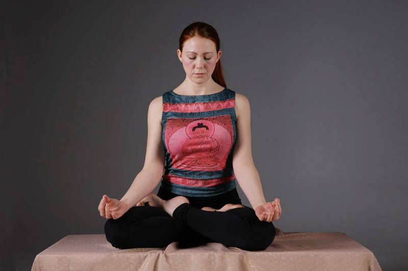 Meditation and mindfulness for body confidence