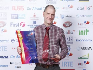 Best Coach Hire Award - 2015